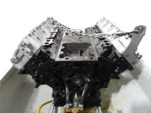 6.0L Powerstroke Diesel Basic Long Block Engine Stage 1