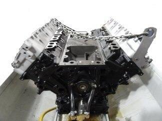 6.0L Powerstroke Diesel Basic Long Block Engine Stage 1