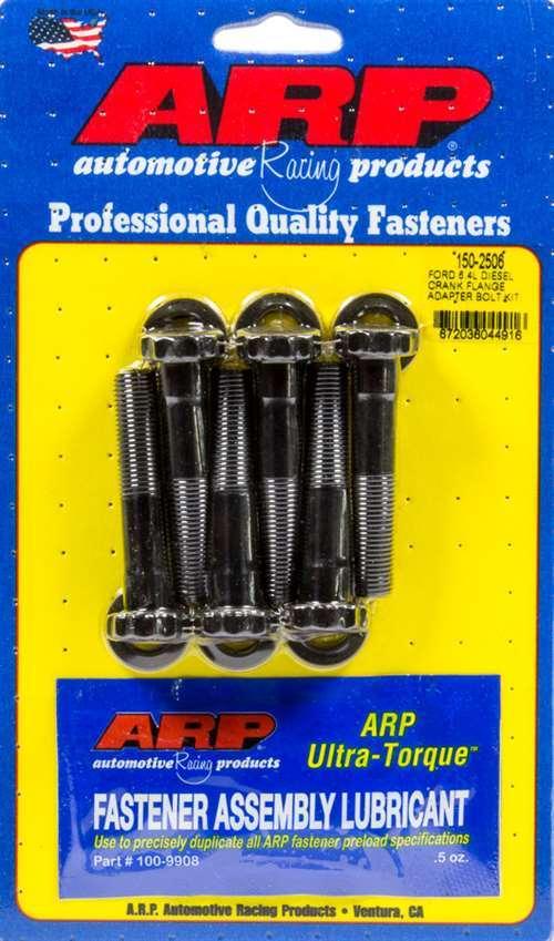 ARP Crank Flange Adapter Bolt Kit Ford 6.0/6.4 Powerstroke