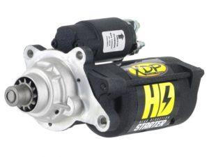 6.0L XDP Wrinkle Black Gear Reduction Starter