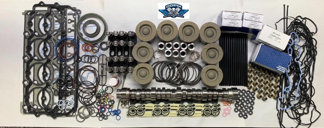 6.0L Powerstroke Diesel Over Haul Kit Stage 1