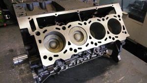 6.0L Ford Powerstroke Diesel Stage 1 Short Block