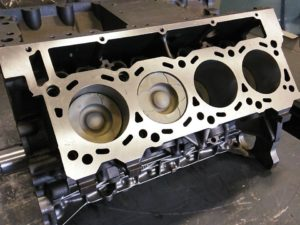 6.0L Ford Powerstroke Diesel Stage 1 Short Block