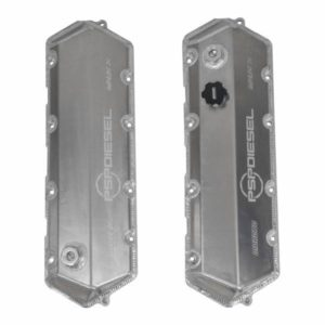 PSP Diesel 7.3L Powerstroke Valve Covers - '94-'03