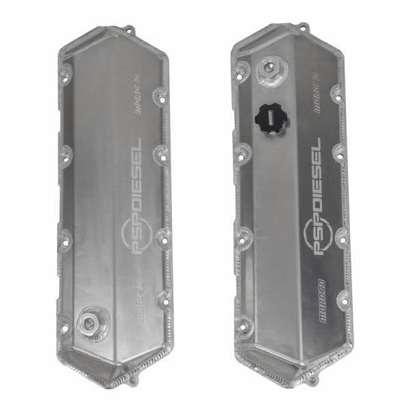 PSP Diesel 7.3L Powerstroke Valve Covers - '94-'03