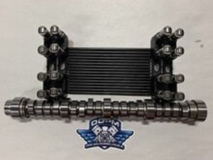6.0L- 6.4L Ford Powerstroke Stage 2 Cam, Lifter & Push Rod Set