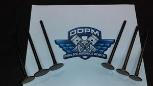 6.4L Powerstroke Diesel Performance Intake Valves