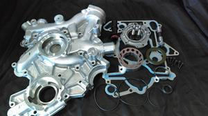 6.0L Powerstroke Diesel Front cover kit