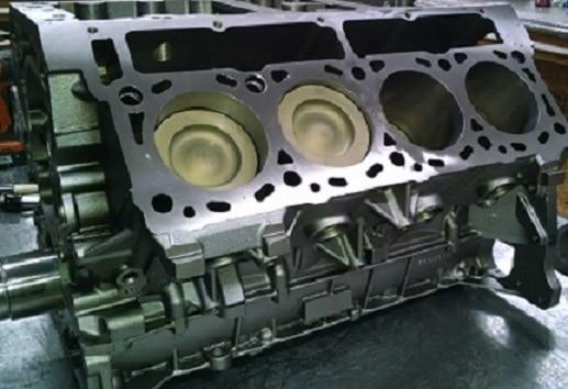 6.4L Powerstroke Diesel Stage 1 Short Block Engine