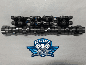6.0L- 6.4L Ford Powerstroke Stage 2 Deluxe Camshaft & HD Lifter Set